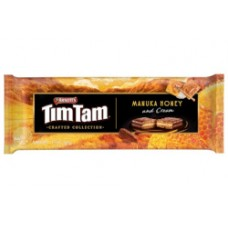 Arnotts Tim Tam Crafted Collection - Tim Tam Manuka Honey & Cream (175g)