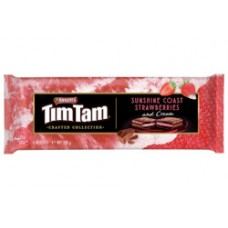 Tim Tam Crafted Collection - Sunshine Coast Strawberries & Cream (175g)