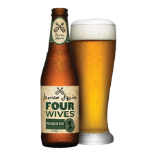 James Squire Four Wives Pilsener (6-pack)