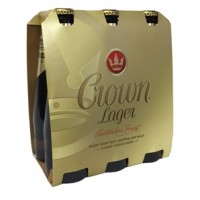 Crown Lager (6-pack)