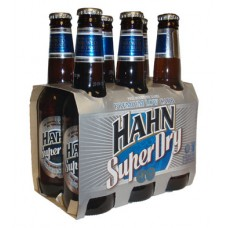 Hahn Super Dry (6-pack)