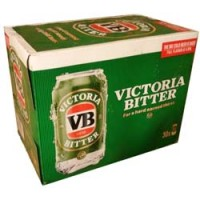 VB Victoria Bitter (30-pack cans)