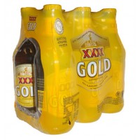XXXX Gold Lager (6-pack)