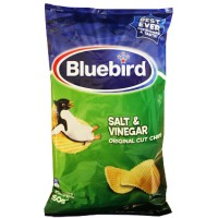 Bluebird Salt & Vinegar Chips (150g)