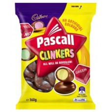 Pascall Clinkers (160g)