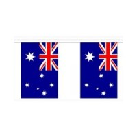 Australia Garland 9m (30 flags)