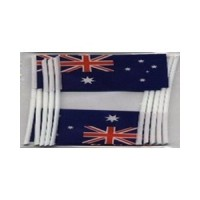 Australia Cake Flag 10 pcs (30x48mm)