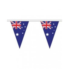 Australia Triangular Garland 20m (54 flags)
