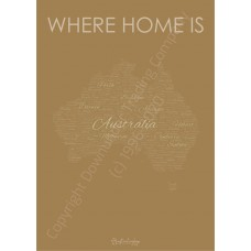 Where Home Is A4