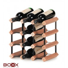 BOXX Wine Rack for 12 bottles